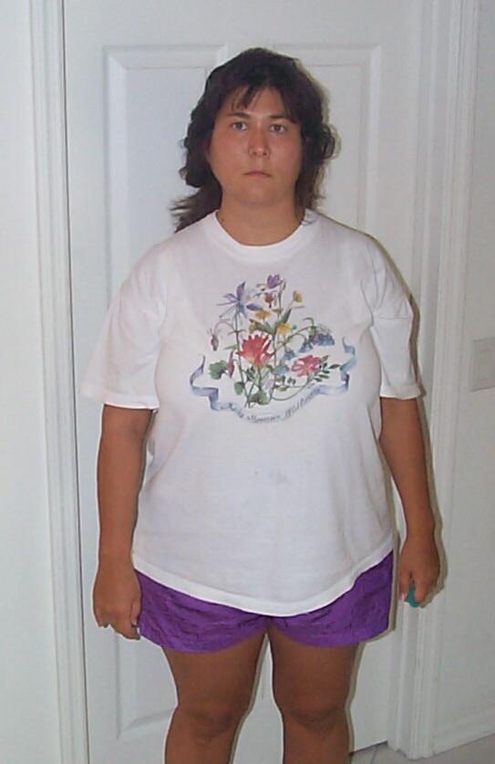 189 lbs July, 2001