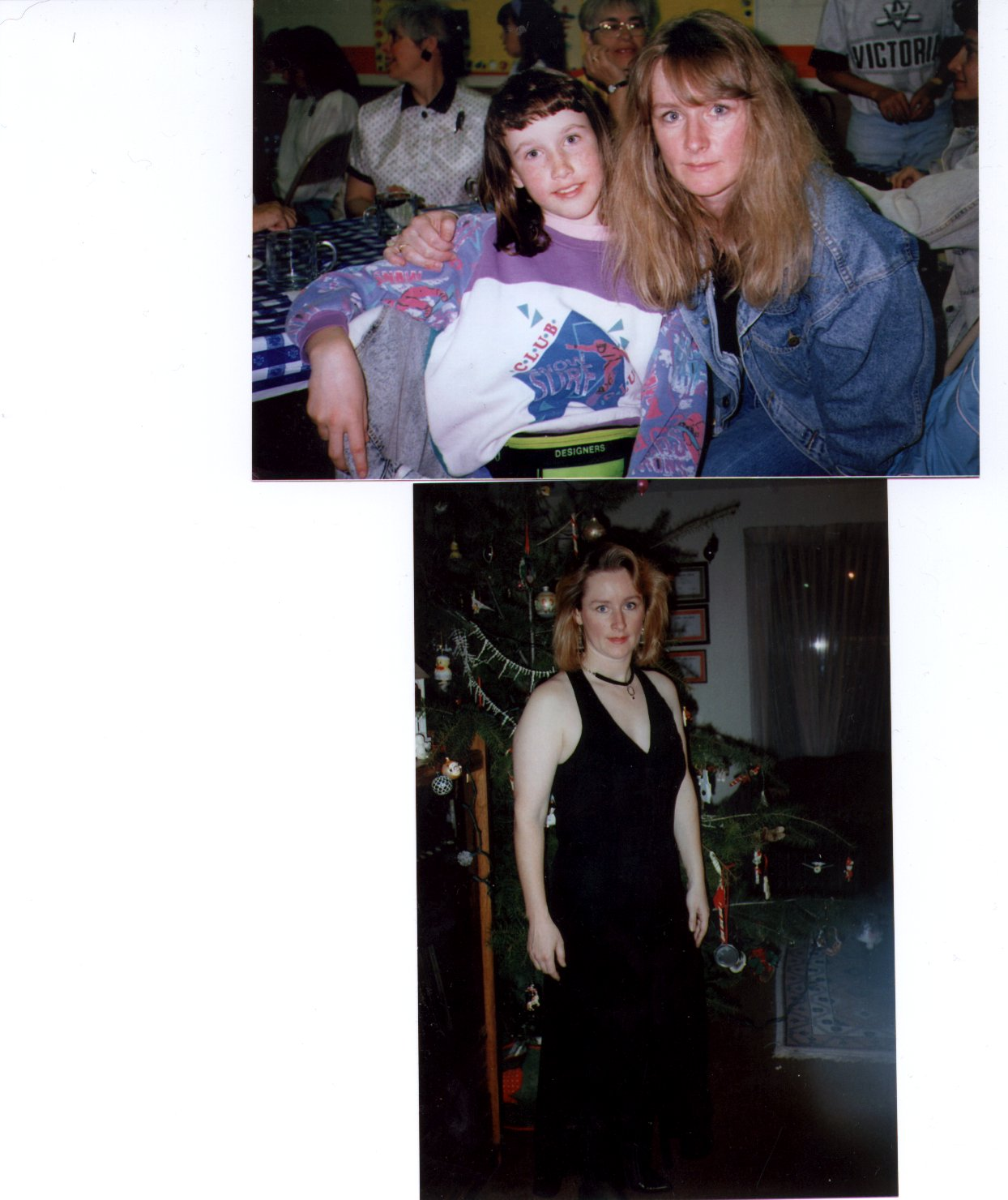 Kim in 1994