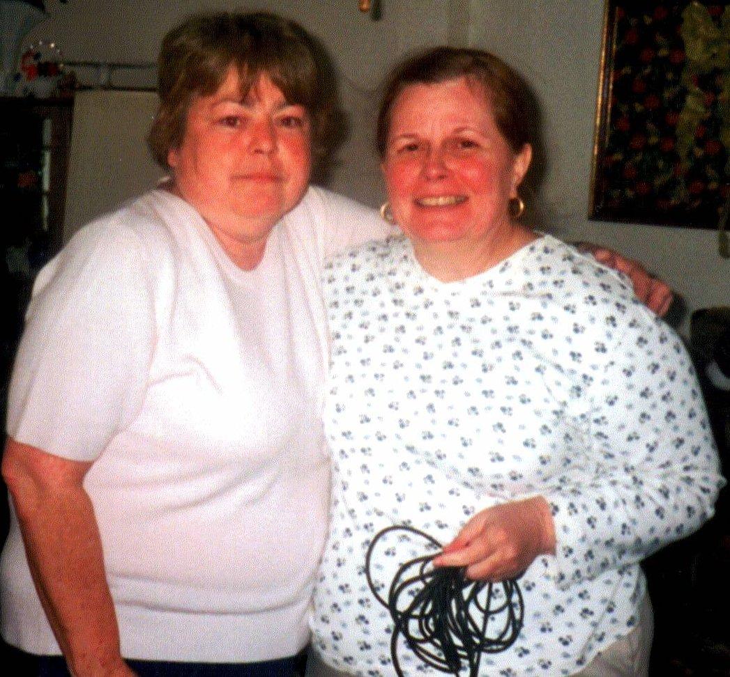 Sue and         Cris