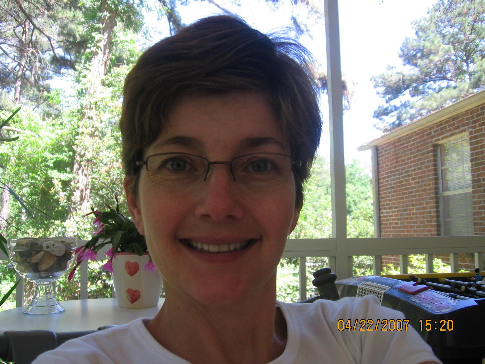 April 22, 2007, 8 months after surgery