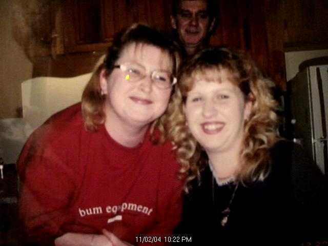 Myself and Wendy 2002